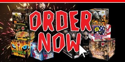 Order Wholesale Fireworks Now